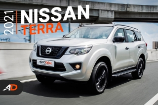 2021 Nissan Terra 2.5 VL AT 4x4 Review - Behind the Wheel
