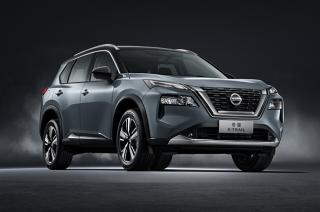 2021 Nissan X-Trail Auto Shanghai motor show