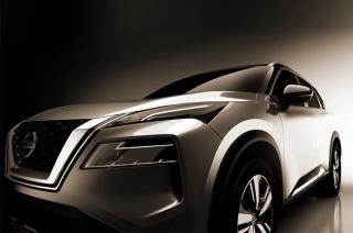 2021 Nissan X-trail teaser