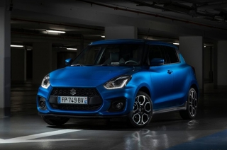 2021 Suzuki Swift Sport launched in Singapore with MHEV system
