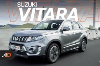 2021 Suzuki Vitara ALLGRIP Review - Behind the Wheel