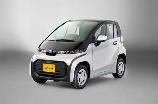 2021 Toyota C+Pod EV