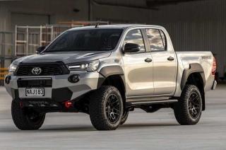 2021 Toyota Hilux Mako