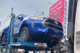 2021 Toyota Hilux Philippines