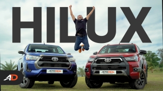 2021 Toyota Hilux Review - Behind the Wheel