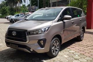 2021 Toyota Innova E refresh