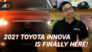2021 Toyota Innova Launches in the Philippines