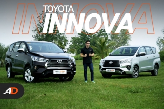 2021 Toyota Innova Review - Behind the Wheel