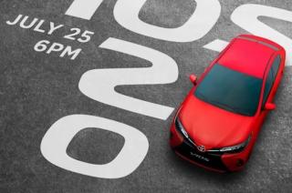 2021 Toyota Vios exterior Teaser