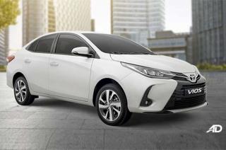 2021 Toyota Vios facelift