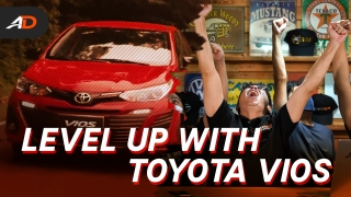 2021 Toyota Vios Launches in the Philippines - Behind a Desk