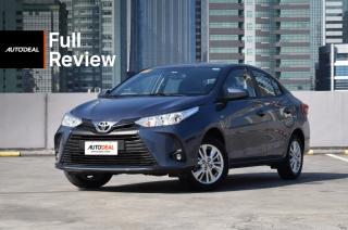 2021 Toyota Vios XLE CVT