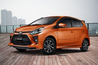 2021 Toyota Wigo launch