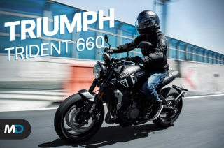 2021 Triumph Trident 660 Review - Beyond the Ride