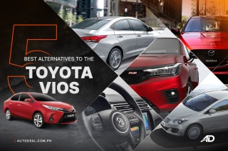 2021 Vios alternatives in the Philippines