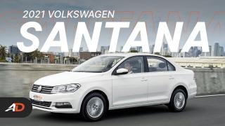 2021 Volkswagen Santana Review - Behind the Wheel