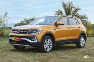 2021 Volkswagen T-Cross philippines