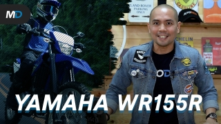 2021 Yamaha WR155R Launches in the Philippines - Behind a Desk