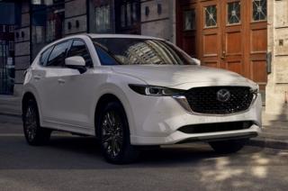2022 Mazda CX-5 exterior quarter front Philippines
