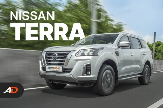2022 Nissan Terra Review - Behind the Wheel