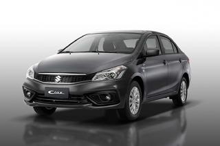 2022 Suzuki Ciaz facelift