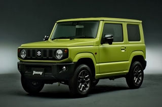 2022 Suzuki Jimny receives a mild update for the Japanese market