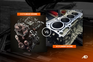 3-cylinder vs 4-cylinder engines – Are three pistons enough?