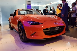 30th Anniversary MX-5