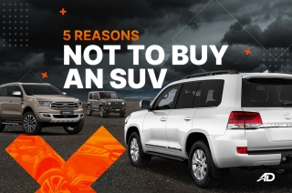5 reasons not to buy an SUV