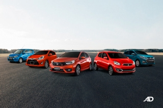 5 small hatchbacks in the Philippines