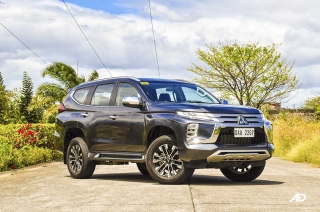 5 things to like about the 2020 Montero Sport GT