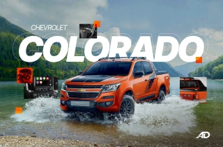 5 things to like about the Chevrolet Colorado