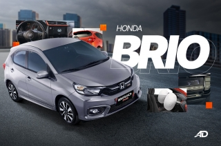 5 things we love about the Honda Brio