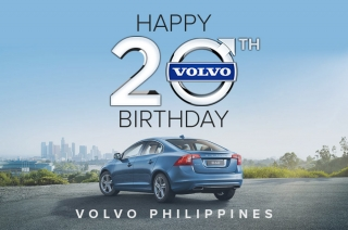 Volvo Philippines turns 20