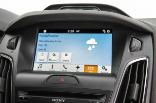 Ford Accuweather