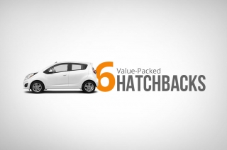 6 value-packed hatchbacks for P600K or less