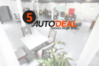 AutoDeal Trends 2014