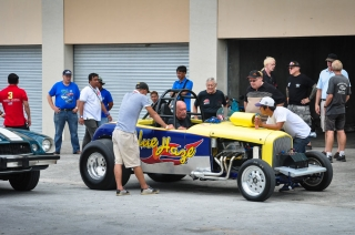 Hot rods rule at the 2nd leg of the NDRC Northern Series