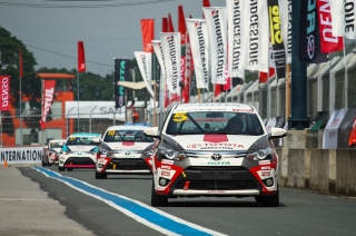 Toyota Motor Philippines launches 2015 season of the Vios Cup