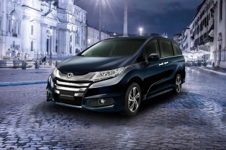 Honda's all-new Odyssey executive minivan launched in the Philippines