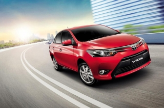 Toyota Motor Philippines records a total sales of 8,870 vehicles last February