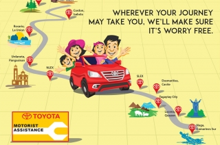 Toyota Motor Philippines offers assistance to motorists for Holy Week