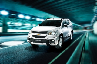 5 new Chevrolet Trailblazer variants to be launched at 2015 MIAS