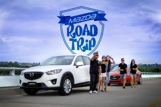 Mazda Ph is letting people win free Road Trips to the beach on Facebook