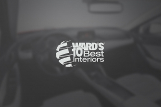 The 10 Best Interiors of 2015 according to Ward's Auto
