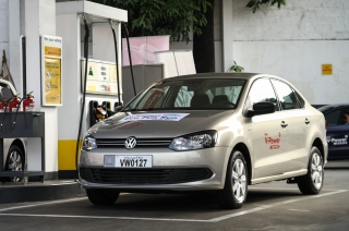 VW Ph proves TDI and TSI fuel efficiency in a Eco Fun Run
