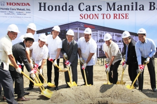Honda's new dealership and museum to rise in Manila Bay