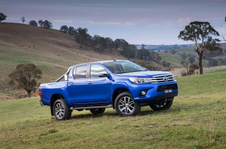 Toyota's all-new 2016 Hilux just made its grand public debut
