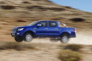 The Ranger is Ford Philippines' best-selling nameplate last May 2015