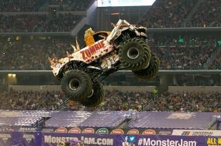 Monster Jam will bring monster trucks to the MOA Arena on June 21